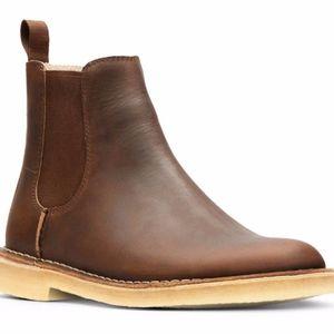 Clarks Originals Men's Desert Peak Beeswax Leather